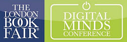The London Book Fair- Digital Minds Conference logo