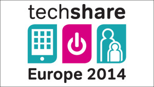 techshare Europe 2014 logo