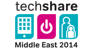 Techshare Middle East logo