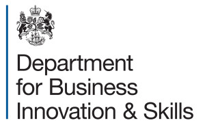 Department of Business Innovation and Skills logo
